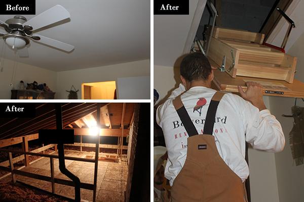 Attic Renovation Toronto Attic Remodeling And Storage Solution
