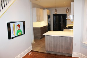 Kitchen renovation Toronto - Bowerbird Renovations