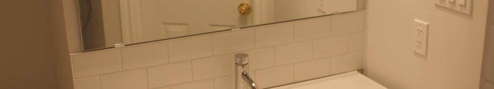 Vanity and vanity faucet